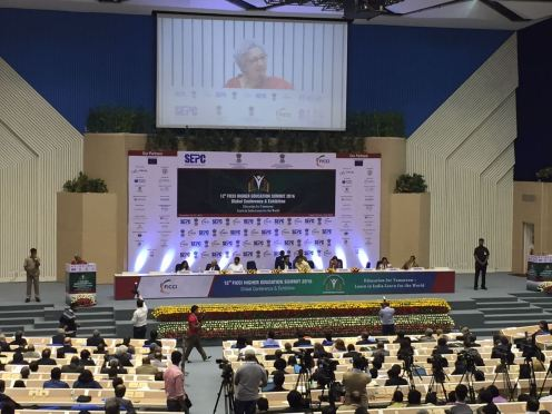 FICCI, Higher Education, Exhibition, Summit, Opening Ceremony, guest speaker