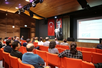 AGU, Abdullah Gül University, Internationalisation, Strategy, Meeting, E. Burak, Arıkan, Advisor to the Rector, Internationalisation, Reasons for Internationalisation