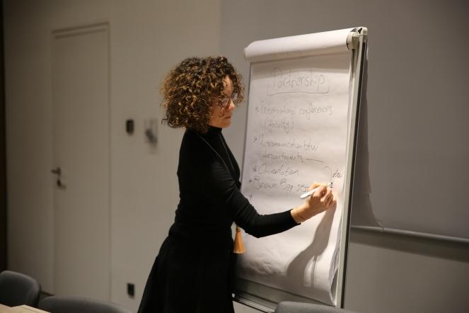Abdullah Gül University, Elif, Bengu, Teaching and Learning, Internationalisation, Partnership, creation