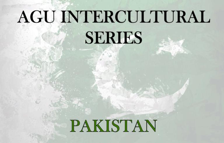 AGU, Abdullah Gül University, Intercultural, Series, Third, Edition, Pakistan