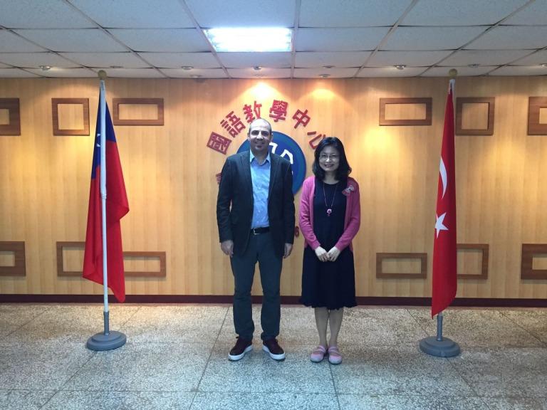 Abdullah Gül University, Turkey, AGU, E. Burak Arıkan, Internationalisation, Advisor to the Rector