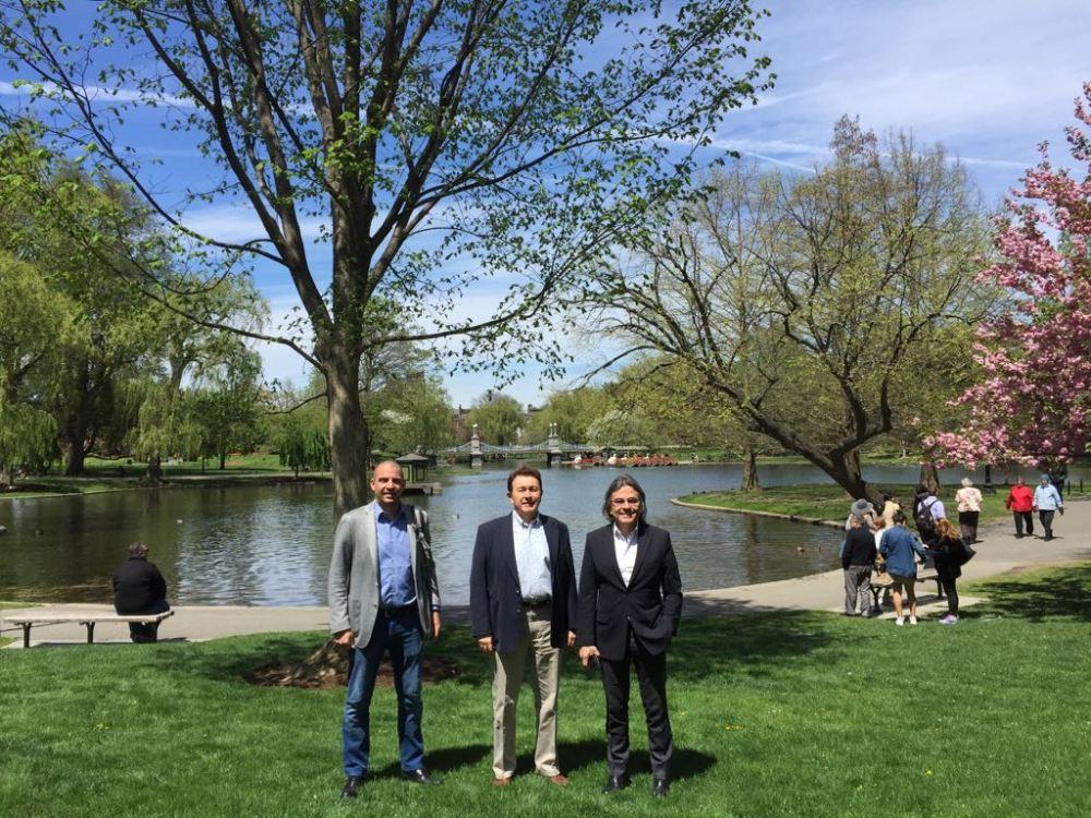 Abdullah Gül University, AGU, Turkey, USA, delegation, visit