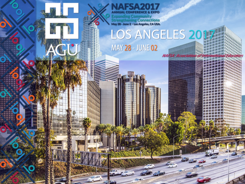 Abdullah Gül University, AGU, NAFSA, Conference and Expo, Los Angeles, USA, 2017, Expanding Community, Strengthening Connections, Association of International Educators