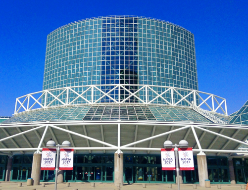 NAFSA, 2017, Los Angeles, Convention Center, USA, Annual Conference and Expo