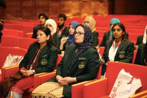 Abdullah Gül University, AGU, campus, visit, Pakistan, high schools, government of Punjab, higher education department, univerity tour, study in Turkey, International Office