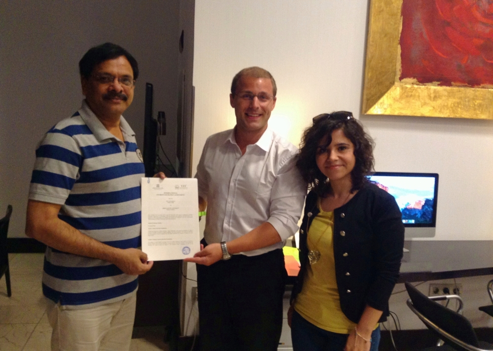 Abdullah Gül University, VIT University, Turkey, India, Memorandum of Understanding, Exchange Agreement, International, Partnership