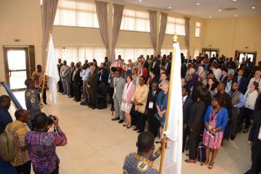 International Association of Universities, IAU, International Conference, 2017, Ghana, Accra, University of Ghana, Abdullah Gül University, AGU, Rector, Speaker