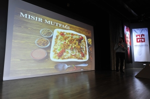 Abdullah Gül University, AGU, Egypt, international students, intercultural series, Egyptian food