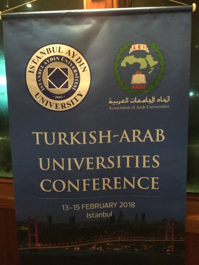 Abdullah Gül University, AGU, International Office, Istanbul Aydın University, Turkish-Arab Universities Conference, Association of Arab Universities