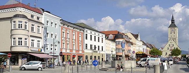 Deggendorf, Bavaria, Germany