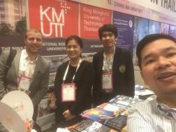 Abdullah Gül University, AGU, International Office, Emeric Abrignani, APAIE 2018, Singapore