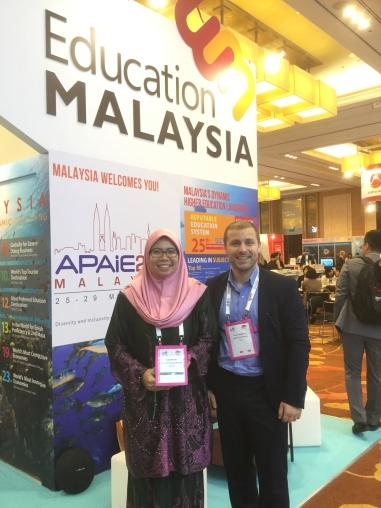 AGU, Abdullah Gül University, University of Malaya, APAIE 2018