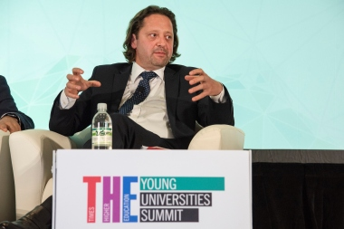 Young universities coming of age: the future is here Hosted by the editors of Times Higher Education, the global authority on university excellence, the summit covers two full days of interview, debate and discussion, and networking events including a gala dinner, drinks reception, lunches and social events.