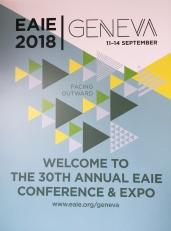 EAIE, 2018, Geneva, Switzerland, Abdullah Gül Univeristy, AGU