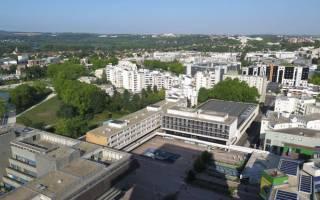 Cergy-Pontoise, Municipality, France, Region pf Paris