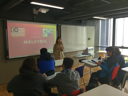 Abdullah Gül University, AGUV-Tekden High School, AGU Intercultural Workshops, Malaysia