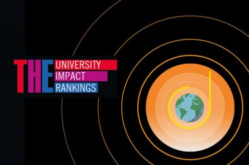 Times Higher Education, THE University Impact rankings 2019