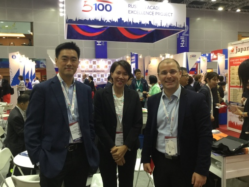 AGU Partner King Mongkut's University of Technology