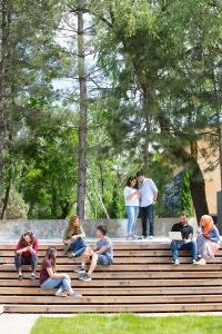 Abdullah Gül University, AGU, Turkey, New Generation University, Community Impact, Third Mission, THE University Impact Rankings 2019, Ranked 101-200 worldwide