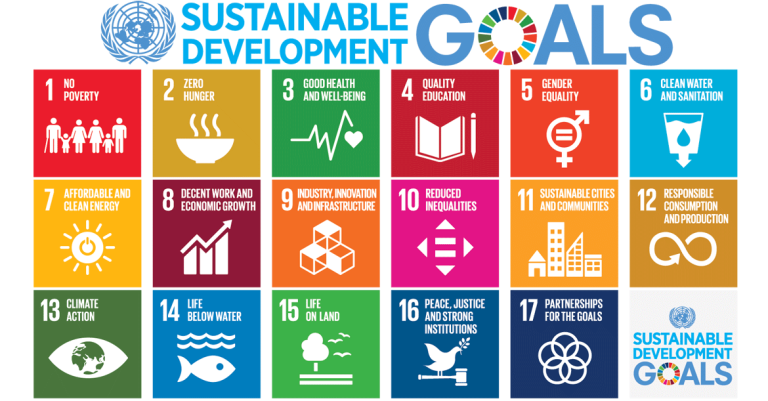 United Nations, Sustainable Development Goals, 2019, 17 Goals