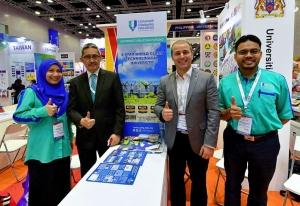 Abdullah Gül University, AGU, Universiti Malaysia Pahang, UMP, Malaysia, Memorandum of Understanding, Partnership, student staff exchange