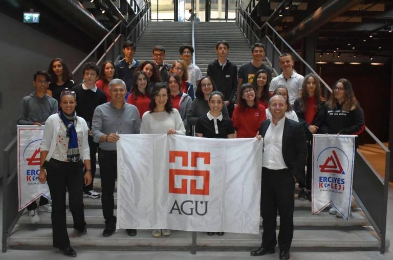Abdullah Gül University, Erciyes Koleji, Intercultural Workshops