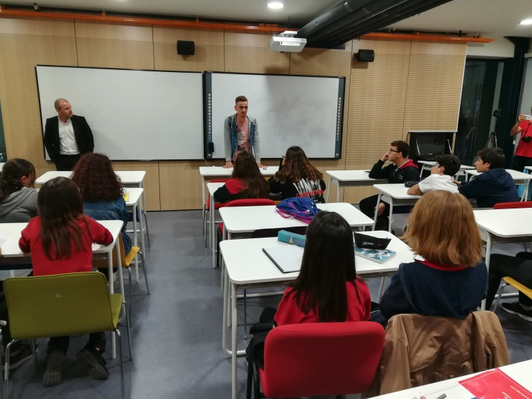 AGu ıntercultural Workshops, Algeria, Dhia El Hak Daamouche