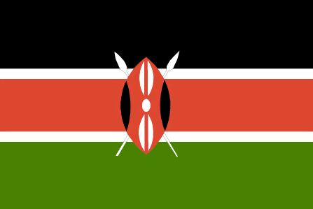 Kenya, Flag, Abdullah Gül University, Intercultural Workshops