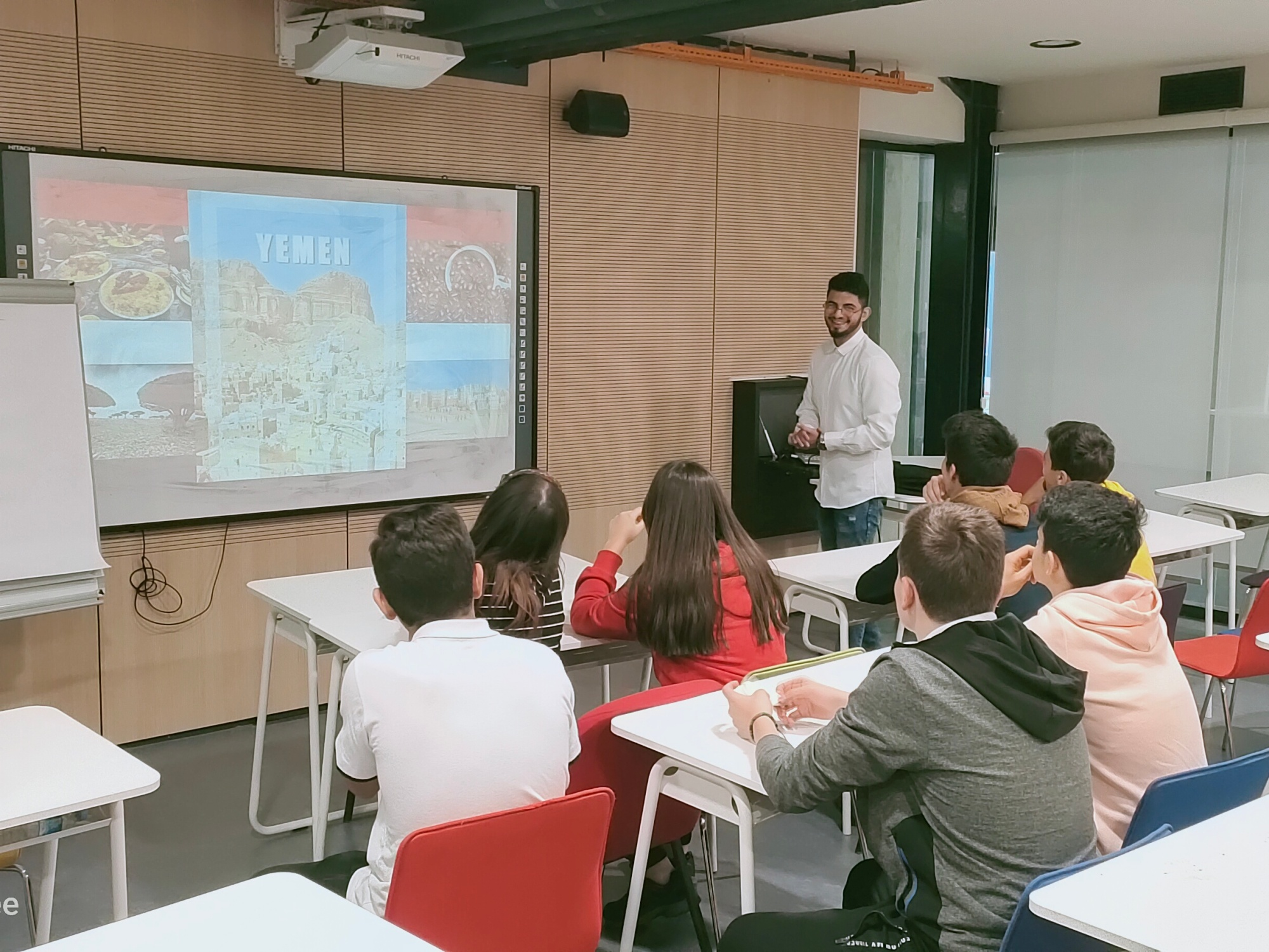 Abdullah Gül University, AGU, Interncultural Workshop, Yemen, Erciyes Kolej, Kayseri