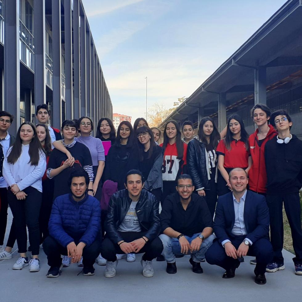 AGU Intercultural Workshop, Egypt, Egyptian culture, Abdullah Gül University, Ecies Koleji Kayseri